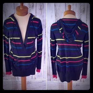 Rue21 Sweater with Hoodie
